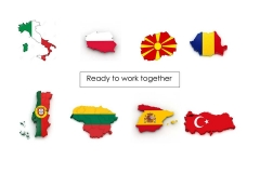 Give 5 partners countries