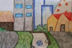 Exploring water pollution through Art workshop 06
