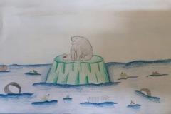 Exploring water pollution through Art workshop 10