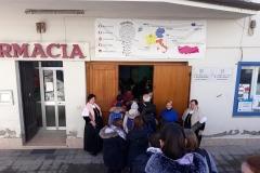 06Le delegazioni visitano la sezione staccata di Castelgrande