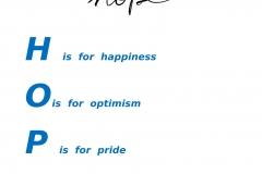 ACROSTIC POEM based on Positive Emotions-1