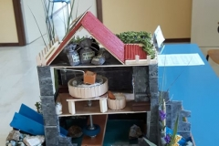 Horizontal watermill 15