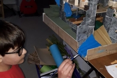 Horizontal watermill 5