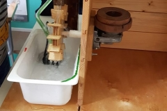 Overshot water mill 5