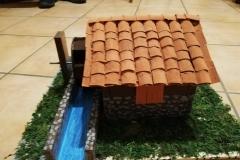 Undershot watermill 10