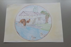 Water mill 3