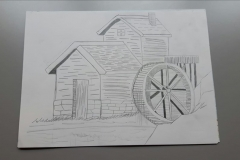 Water mill 4