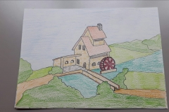 Water mill 5