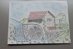 Water mill 6
